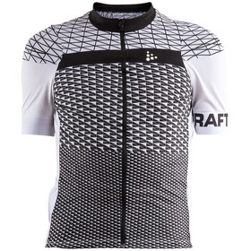Craft Route Jersey Men white/black